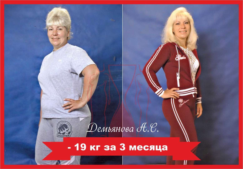 Славянская клиника воронеж похудение